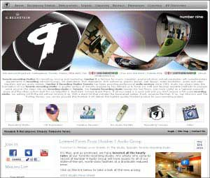 Number9 Audio Group