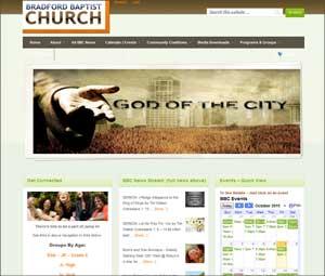 Bradford Baptist Church