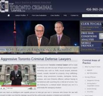 Top Toronto Criminal Lawyer