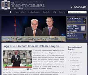 Top Toronto Criminal Lawyer