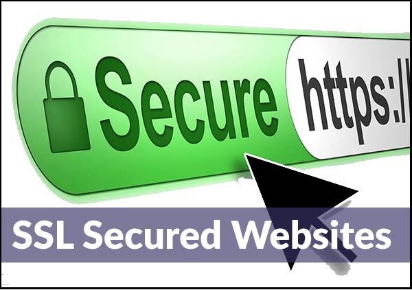 SSL Secured Websites