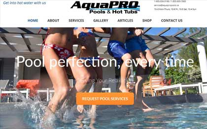 Aqua-Pro-Pools