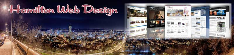 Hamilton Web Design Services