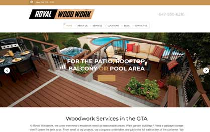 Royal-woodworking