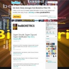 FindBiometrics Twitter Profile
