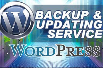 Wordpess-updating-service