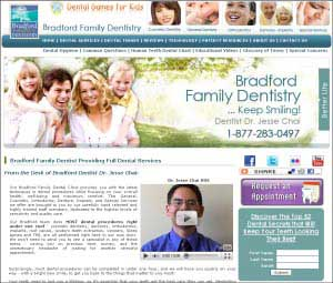 Bradford Family Dentist