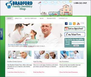 Bradford Dentist