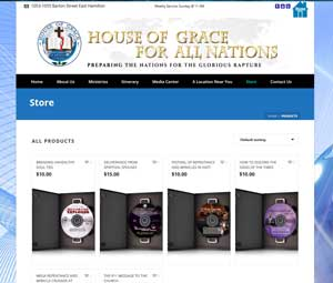House of Grace Online