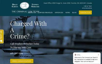 Law Website Designers